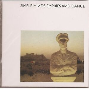 SIMPLE MINDS-EMPIRES AND DANCE CD VINYL REPLICA SEALED - Italia - SIMPLE MINDS-EMPIRES AND DANCE CD VINYL REPLICA SEALED - Italia
