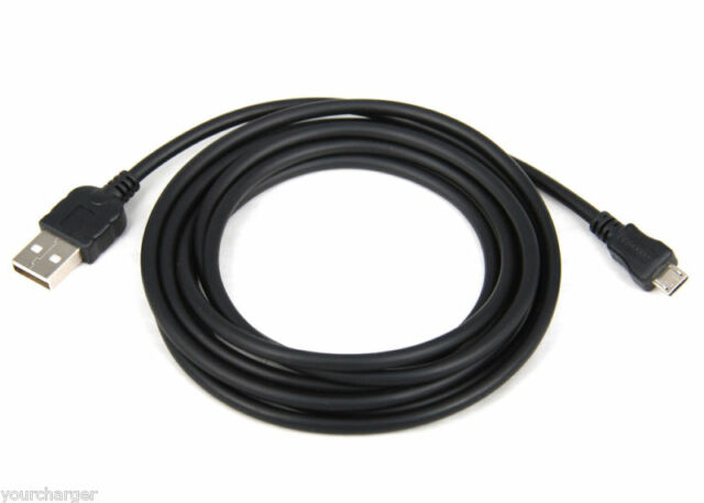5ft 1.5M LONG Quick Fast Charge ONLY Micro USB Cable 4 Dell Venue 7 8 Pro Tablet
