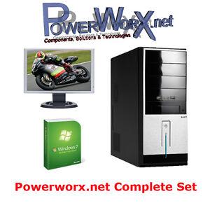PC-KOMPLETT-SET-AMD-Dual-CORE-PC-SYSTEM-19-Zoll-TFT-MONITOR-WINDOWS-7-Computer
