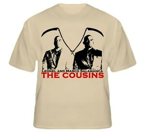 Npt-Leonel-And-Marco-Salamanca-The-Cousins-Breaking-Bad-T-shirt