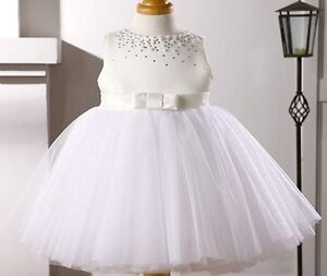 FLOWER-GIRL-DRESS-BUTTERFLY-WHITE-UK-STOCK
