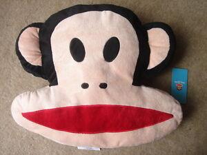 Paul-Frank-Julius-Pillow-Cushion-17-BRAND-NEW