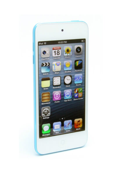 Apple iPod Touch 5th Generation 32GB - Blue for sale ...