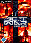 Act Of War: Direct Action (PC, 2005, DVD-Box)