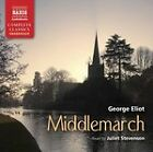 Middlemarch by George Eliot (CD-Audio, 2011)