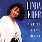 And So Much More by Linda Eder (CD, Aug-1994, EMI Angel (USA))
