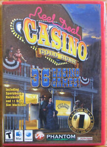 Reel deal casino gold rush game negative effects of casinos