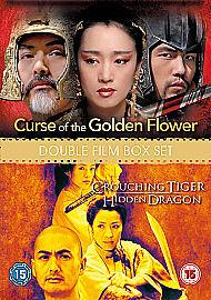 The curse of the golden flowercrouching tiger hidden dragon dvd stock photo mightylinksfo