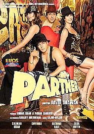 PARTNER starring Govinda, Rajpal Yadav, Katrina Kaif - SLIM CASE {DVD}