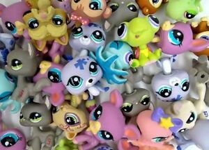 30pcs-Littlest-Pet-Shop-LPS-Girl-Toy-Animal-Figures-Child-Collection-Xmas-PSBC95