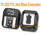 Nikon I-ttl Flash Hot Shoe Pc Adapter Sb400 Sb900 Sb800