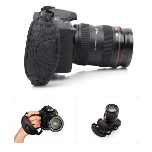 New Camera Wrist Strap Hand Grip for Canon Nikon Sony Pentax Olympus SLR DSLR