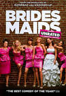 Bridesmaids (DVD, 2011, Unrated/Rated)