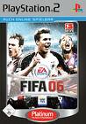 FIFA 06 (Sony PlayStation 2, 2006, DVD-Box)