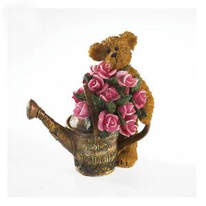 Boyds-BEST-GRANDMA-2011-Mother-039-s-Day-Bearstone-Figurine
