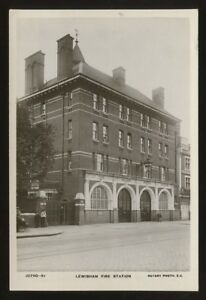 London-LEWISHAM-Fire-Station-early-RP-PPC