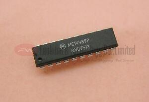 Motorola-MC14489P-MC14489-5V-LED-DISPLAY-LAMP-DRIVER-x-10PCS