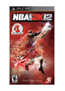 NBA 2K12 (Sony PSP, 2011) | eB...