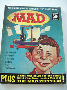 Vintage-Mad-Magazine-The-Eighth-8th-Annual-Edition-of-the-Worst-From-Mad-1959-65