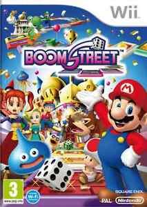 Boom-Street-Nintendo-Wii-Game-Brand-New-amp-Sealed