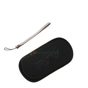 Soft-Protect-Case-Bag-Cover-Pouch-With-Strap-for-Sony-PS-PSVita-Vita-PSV-Black