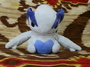 Lugia-Pokemon-Plush-Character-Anime-Doll-Toy-6-034-Soft-New-with-tag-Rare