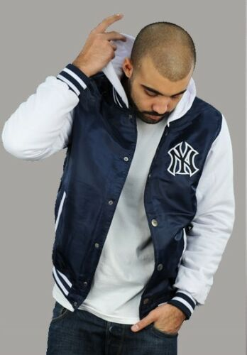 York Yankees Men's Baseball Uniform Sweater Casual Hoodies Jacket Sports Coat