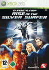 Fantastic Four: Rise of the Silver Surfer (Microsoft Xbox 360, 2007, DVD-Box)