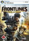 Frontlines: Fuel Of War (PC, 2008, DVD-Box)