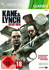 Kane & Lynch: Dead Men -- Classics (Pyramide Software) (Microsoft Xbox 360, 2011, DVD-Box)