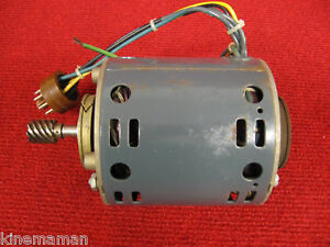 Bell Howell Motor 16mm Jan Sync Motor For Telecine Projector