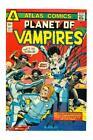 Planet of Vampires #3 (Jul 1975, Atlas Comics)