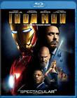 Iron Man (Blu-ray Disc, 2011)