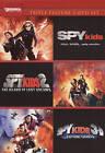 Spy Kids/Spy Kids 2: Island of Lost Dreams/Spy Kids 3: Game Over (DVD, 2011, 4-Disc Set)