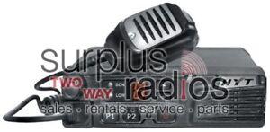 HYT-TM600-25W-8CH-VHF-136-174MHZ-Mobile-Radio-Police-Fire-Racing-HAM-Narrow-Band