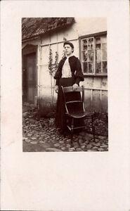 Boxworth-near-Fenstanton-posted-Lady-amp-Chair