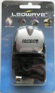 PORT-GRATIS-MINI-LAMPE-FRONTALE-GRAUVELL-3-LED-peche-chasse-randonnee-bricolage