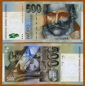 Slovakia-500-Korun-2006-P-46-UNC-Pre-Euro
