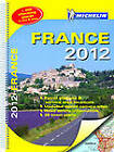 France Atlas 2012 by Michelin Editions des Voyages (Spiral bound, 2012)