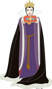 EVIL-WICKED-QUEEN-SNOW-WHITE-LIFESIZE-CARDBOARD-STANDUP-STANDEE-CUTOUT-POSTER