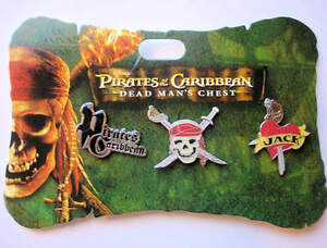 Japan-Pirates-Of-The-Caribbean-Dead-Man-039-s-Chest-3-Pin-Set