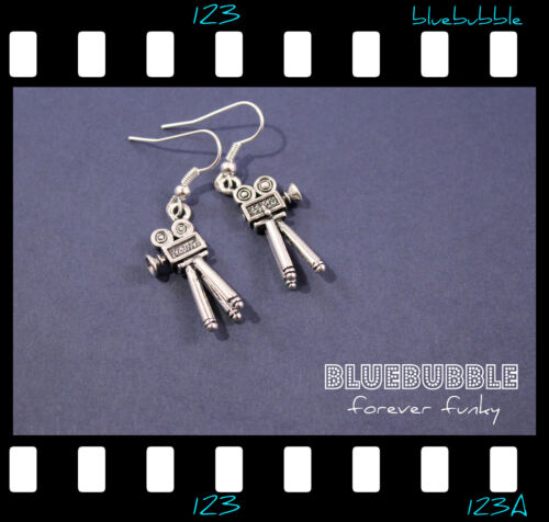 Funky película Aretes Cute Kitsch Retro Famous Stars Premier Fotos chick flick