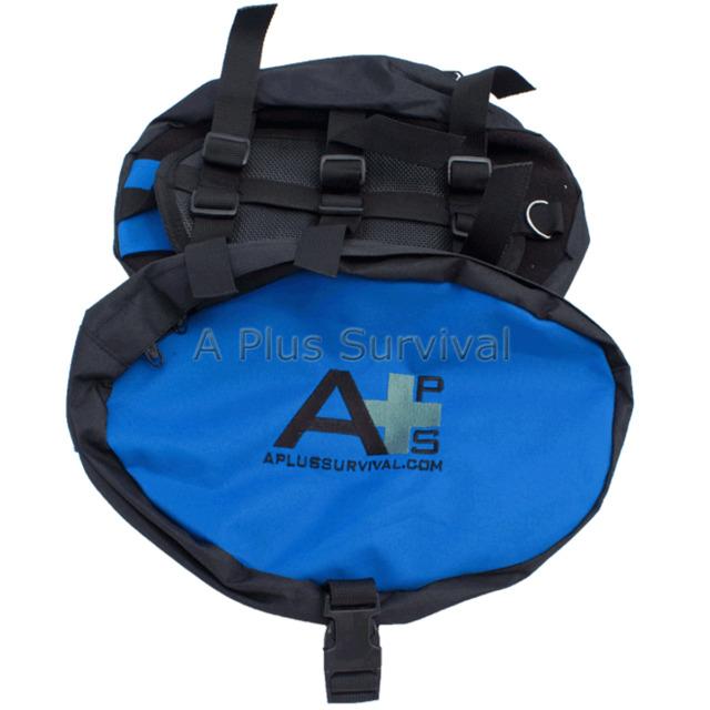 Dog Saddle Bags Backpack - Survival, Hiking, Camping
