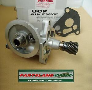 OHV-Kent-Bomba-de-aceite-del-motor-Anglia-Capri-Clasico-Cortina-Escort-Kit-Coche