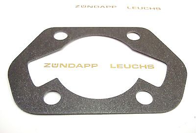 Zündapp 50ccm Zylinder Fußdichtung 1mm GTS KS CS 50 ZD 25 20 529 517 448