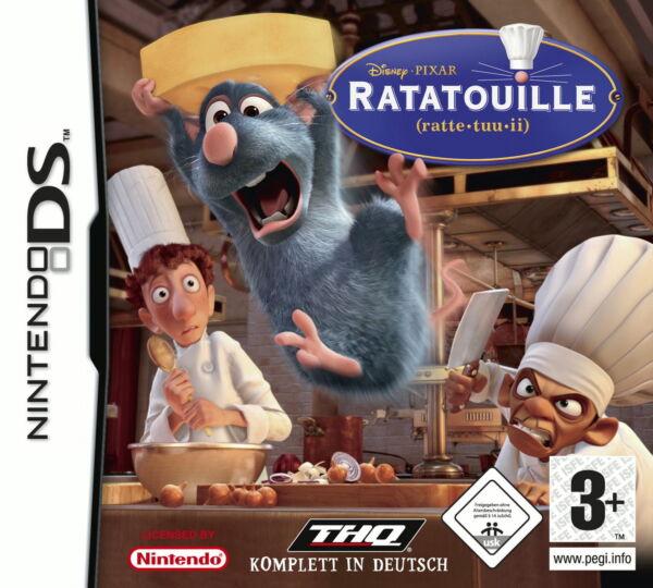 Ratatouille (Nintendo DS, 2007) | eBay