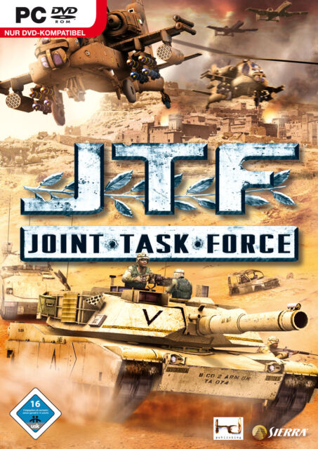 Joint Task Force (PC, 2006, DVD-Box)