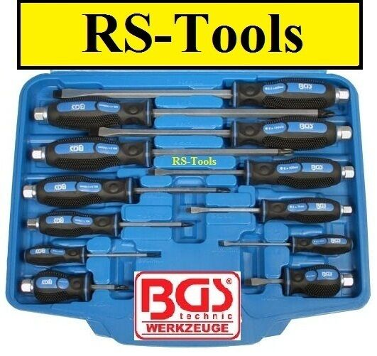 BGS Professional Screwdriver Set Phillips