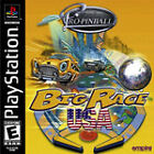Pro Pinball: Big Race USA - Jeu PS1