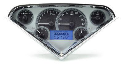 DAKOTA DIGITAL 55 56 57 58 59 CHEVY PICKUP TRUCK ANALOG DASH GAUGES VHX-55C-PU